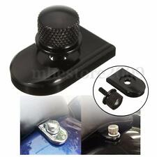 Aluminium Seat Bolt Tab Screw Mount Knob Cover For 96 -15 Harley Davidson Fender