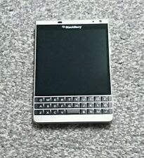 Blackberry Passport 32GB Edición Plata Desbloqueado (Grado A)
