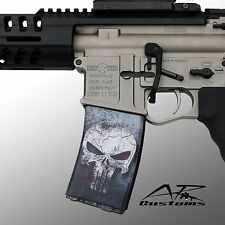 AR Soc Punisher MERC / Mag Sock Mag Wraps-size: Polymer Mags including PMag