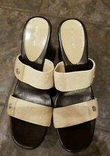 CK Calvin Klein Wedge sandals Size 9.5
