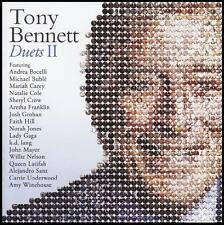 TONY BENNETT - DUETS II CD ~ KD LANG~MICHAEL BUBLE~LADY GAGA~NORAH JONES + *NEW*