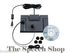 Olympus AS-2400 Digital Transcription Kit  /Transcriber FREE NEXTDAY UK DELIVERY