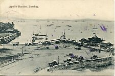 CARTE POSTALE / POSTCARD / INDIA / INDE / APOLLO BUNDER BOMBAY