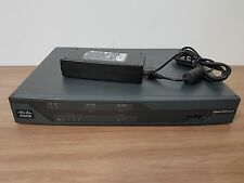 CISCO887VA-M-K9 ADSL ADSL2+ Annex M VPN Router ADVSECURITY LICENSE CISCO 880