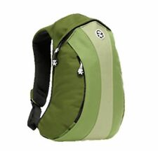 Crumpler The Baby Pea BP-02A Kids' Backpacks(olive/lime/mid green)