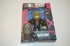 Suicide Squad Killer Croc Comics New DC Action Figure Toys Boss Movie Toy 4in