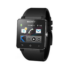 Sony SmartWatch 2 SW2 Genuine Bluetooth For Android Cell Phone Watch W/ Strap