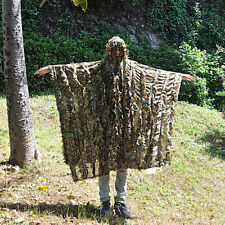 3D breathable leaves Yowie Gilly sniper hunting military camouflage Birdwatchino