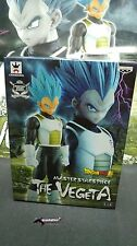 [in stock] BANPRESTO DRAGON BALL SUPER MSP THE SS GOD SS VEGETA FIGURE