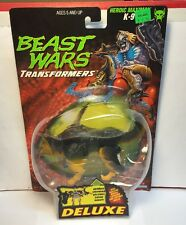 Transformers Beast Wars K-9 Dog Wolf New MOSC Sealed