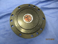 NEW MGB 1976 ON STEERING WHEEL BOS FOR 6 OR 9 HOLE STEERING WHEEL BOSS mgo56