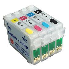 NON-OEM Refillable Ink Cartridge for EPSON SX515W SX600FW SX610FW B40W B400 711