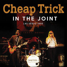 CHEAP TRICK New Sealed 2016 LIVE UNRELEASED 1995 LAS VEGAS LIVE CONCERT CD