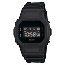 CASIO Uhr Watch G-Shock DW-5600 All Black Look DW-5600BB-1ER