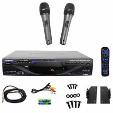 VocoPro DVX-890K Dvx890pro DVD/CD+G/USB/SD Karaoke Player+Echo FX+2) Microphones