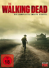 WVG   4 DVDs * THE WALKING DEAD - SEASON / STAFFEL 2 # NEU OVP