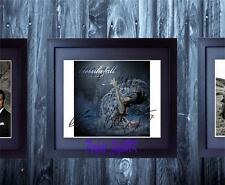 BlessTheFall Awakening Album SIGNED AUTOGRAPHED 10X8 FRAMED PREPRINT PHOTO