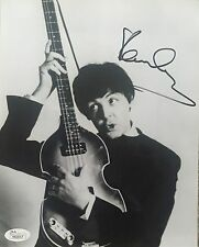 Paul McCartney The Beatles Signed Autographed 8x10 Photo JSA Certified Y83517
