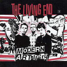 Modern Artillery by The Living End CD