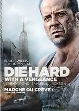 Die Hard 3: Die Hard With a Vengeance (Blu-ray/DVD, 2013, 2-Disc Set)