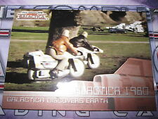 THE COMPLETE BATTLESTAR GALACTICA SAISON 1 CHASE CARD SUBSET GALACTICA 1980 G5