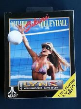 MALIBU BIKINI  VOLLEYBALL  Atari LYNX New Sealed Complete NOS