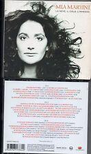 MIA MARTINI 3 CD 2005 La neve il cielo l'immenso CLAUDIO BAGLIONI SERGIO ENDRIGO