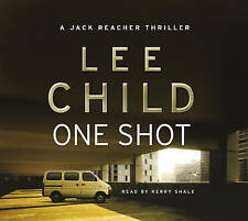 One Shot by Lee Child (CD-Audio, 2005)