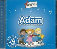 PERSONALISED SONGS AND STORIES FOR KIDS CD - ADAM