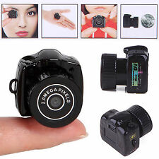 Mini TF/Micro SD card HD CCTV Hidden Camera Spy Camera Home Security Camera cam
