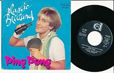 "PLASTIC BERTRAND 45 TOURS 7"" ITALY PING PONG"
