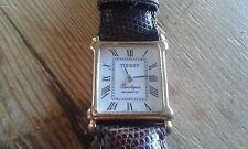 Usado - TISSOT Reloj Pequeño Modelo plaqué d'or - Swiss Quartz - No funciona -