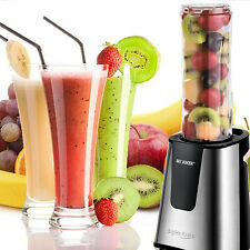 MY JUICER II Personal Juicer Smoothie Blender Travel Sports Bottle 300-Watt