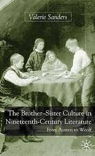 The Brother-Sister Culture in Nineteenth-Century Literature: From-ExLibrary