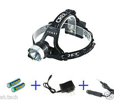 Super Bright XML T6 LED Bicycle Lamp Head light Cycle Head lamp Cycling Torch