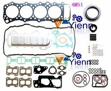 4M51T 4M51 overhualing gasket kit for Mitsubishi engine rebuild CANTER FUSO ROSA