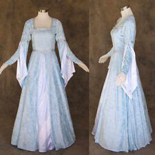Medieval Renaissance Gown Dress Costume LOTR Wedding 3X