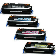 4X COMBO Toner for HP Color Laserjet 3600 3600N 3600DN