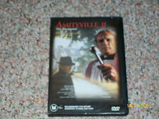 AMITYVILLE II THE POSSESSION ON DVD, BURT YOUNG, JAMES OLSON, HORROR
