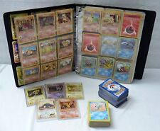 LOT SET OF POKEMON CARDS / SOME SAILOR MOON TRADING CARD GAME
