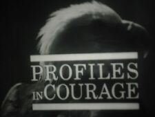16mm Profiles in Courage John Quincy Adams Douglas Campbell Parley Baer 1965