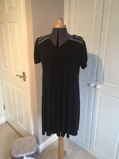 Jersey Tunic Top Dress. Size 20