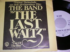 "7"" - The Band / Last Waltz & Out of the Blue - 1978 Soundtrack # 0205"