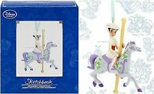 MARY POPPINS STORY BOOK CLASSIC LIMITED EDITION SKETCHBOOK ORNAMENT DISNEY STORE