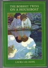 The Bobbsey Twins On A Houseboat   Dustjacket