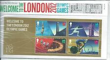 GB - PRESENTATION PACK - 2012 - OLYMPIC GAMES - WELCOME TO LONDON - 2012
