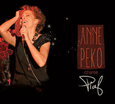 ANNE PEKO - CHANTE PIAF (CD DIGIPACK NEUF)