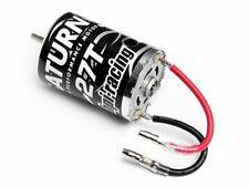 HPI 1144 Saturn Motor 27T With Capacitor And Connector/540 Type Wheely King