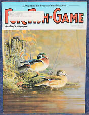 Magazine *Fur-Fish-Game* SEPTEMBER, 1997 *Very Good Conditions* !FREE SHIPPING!