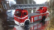 * Herpa 092517 Mercedes-Benz Metz auto-escalera bomberos Buehl bomberos 1:87